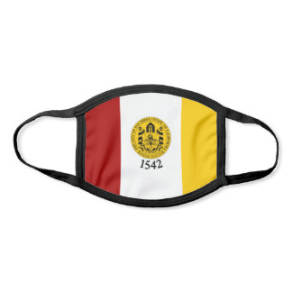 Flag of San Diego, California Face Mask