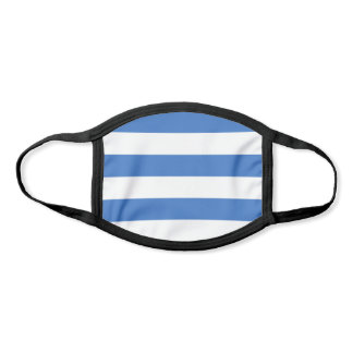 Flag of Tallinn, Estonia Face Mask