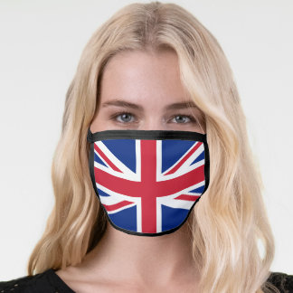 Flag of the United Kingdom (UK) Face Mask