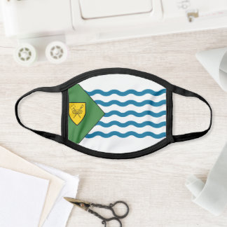 Flag of Vancouver, British Columbia Face Mask