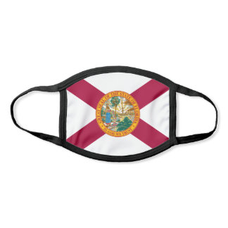 Florida State Flag Face Mask