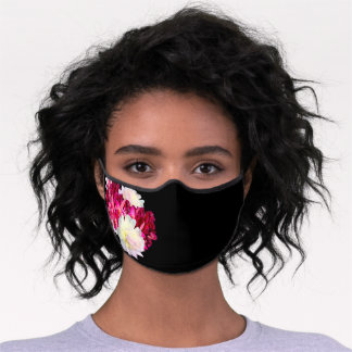 For The Special Lady Premium Face Mask