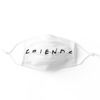 FRIENDS™ Logo Adult Cloth Face Mask