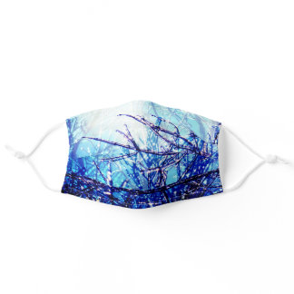Frozen Nature | Special Adult Cloth Face Mask