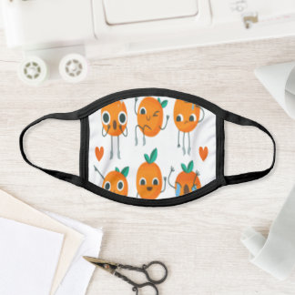 Funny Clementine Fruit Mask Gift