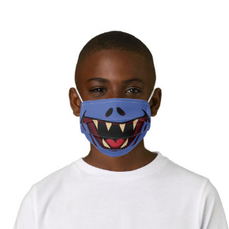 Funny Halloween Party Kids' Cloth Face Mask