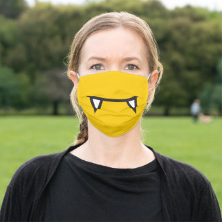 Funny Joke awesome fun tongue Adult Cloth Face Mask