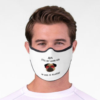 funny mask for dog lovers