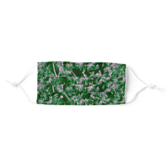 Garden Camouflage  Adult Cloth Face Mask
