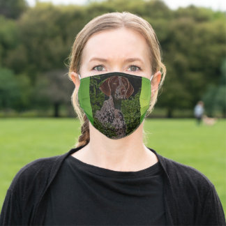 German Shorthair Pointer Face Mask