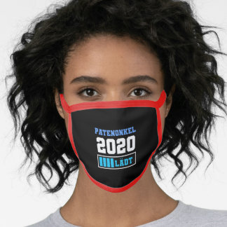Godfather 2020 Pregnancy Announcement Face Mask