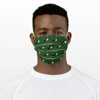Golf Novelty Gifts Adult Cloth Face Mask