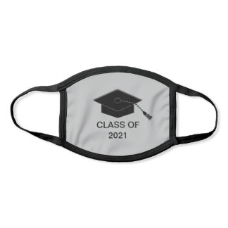 Gray Class of Face Mask