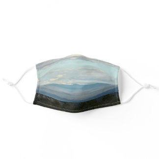 Green Mountains Adult Cloth Face Mask