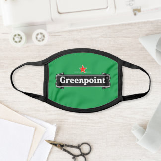 """GREENPOINT"" Full-Face Mask"