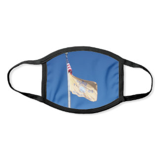 Groton, Connecticut City Flag Face Mask
