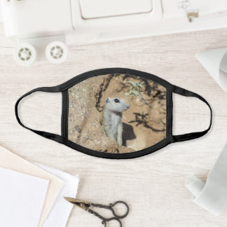 Ground Squirrel Face Mask