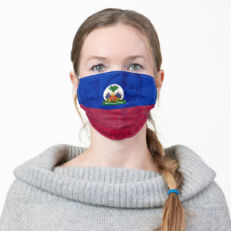 Haiti Face mask