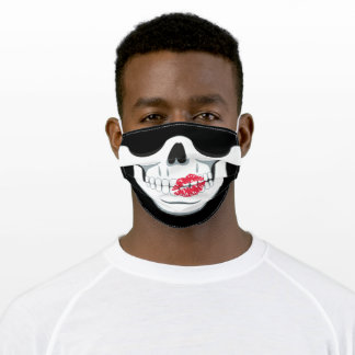 Halloween Face Mask Funny Skulls for Protective