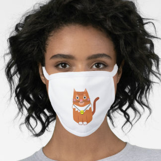 Hamish McHamish Cotton & Poly Blend Facemask Face Mask