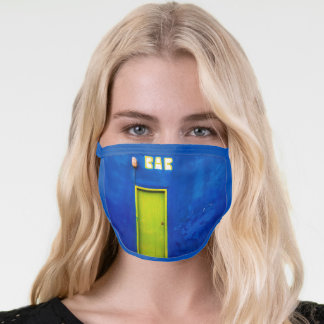 Happy hours face mask