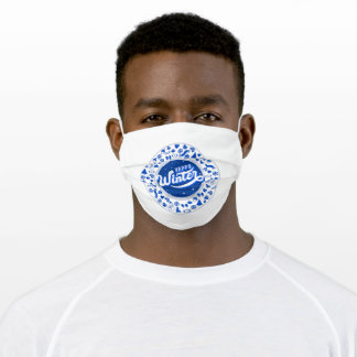 Happy Winter Adult Cloth Face Mask