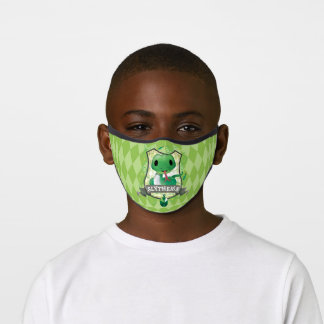 Harry Potter | Charming SLYTHERIN™ Crest Premium Face Mask