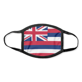 Hawaii State Flag Face Mask