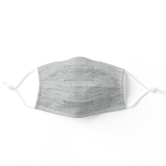 Heather Gray Face Mask