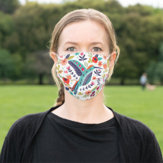 Humming Bird Mask for Her