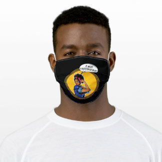 I Got Vaccinated Vaccination 2021 Adult Cloth Face Mask