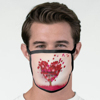 I still remember the first day I met you Face Mask