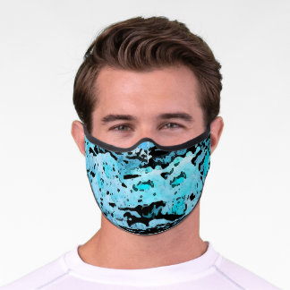 Icy River Premium Face Mask