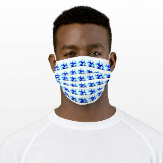 Icy Wind Adult Cloth Face Mask