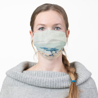 If It's the Beaches Adult Cloth Face Mask
