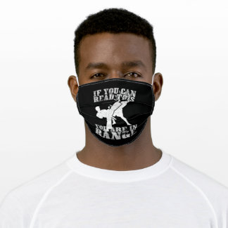 In Range - Gift Adult Cloth Face Mask