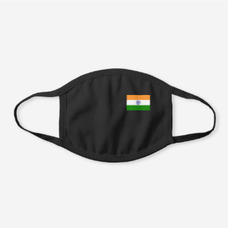 India Flag Cotton Face Mask