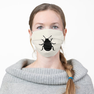 Insect Adult Cloth Face Mask