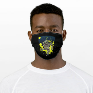 insect titan adult cloth face mask