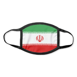 Iran Flag Face Mask