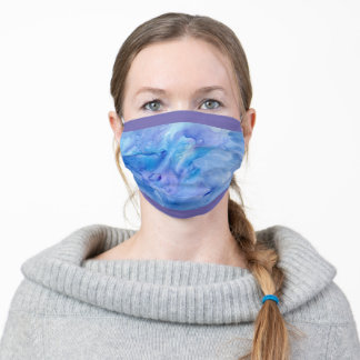 I've Got the Beautiful Blues Adult Cloth Face Mask