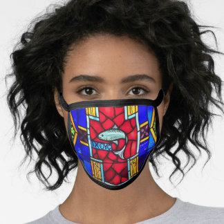 IXOYC Fish Face Mask
