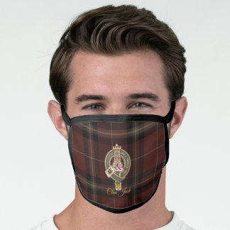 Jack Clan Face Cloth Face Mask