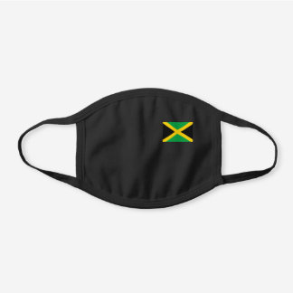 Jamaica Flag Cotton Face Mask