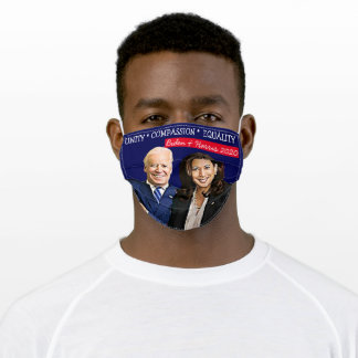 Joe Biden and Kamala Harris  2020 Election Adult Cloth Face Mask