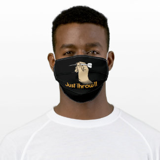 Just Throw It - Gift Adult Cloth Face Mask