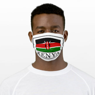 Kenya Adult Cloth Face Mask
