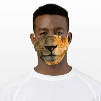 King Lion Adult Cloth Face Mask