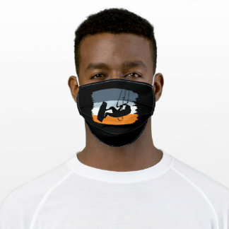 Kite Surfing Gift Kite Adult Cloth Face Mask