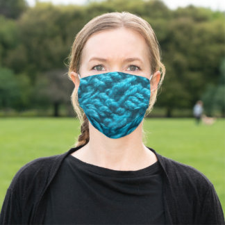 Knitted Face Mask
